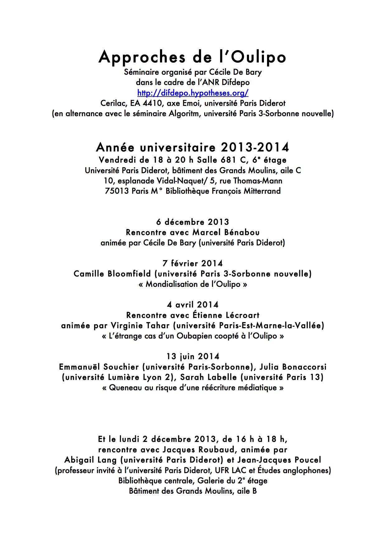 SéminaireOulipo2013-14
