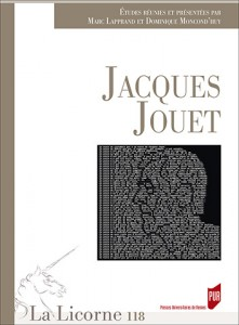 Jacques jouet, la licorne